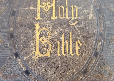 Brown's Bible cover