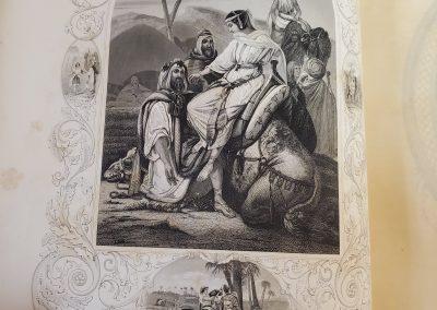 The Arrival of Rebecca